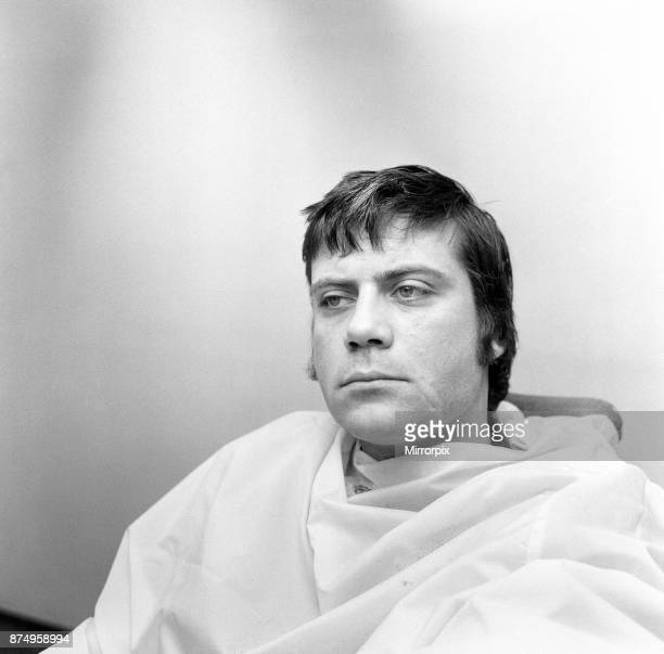 Actor Oliver Reed had to make a decision whether to keep his beard or to keep the popularity of his teenage public He has worn his beard for a long...