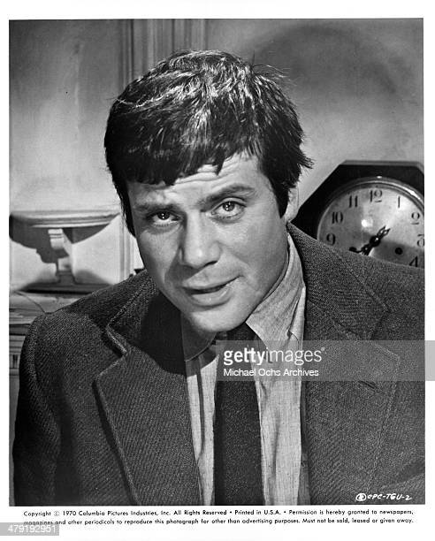 "Actor Oliver Reed poses for the Columbia Picture movie ""Take a Girl Like You"" circa 1970."