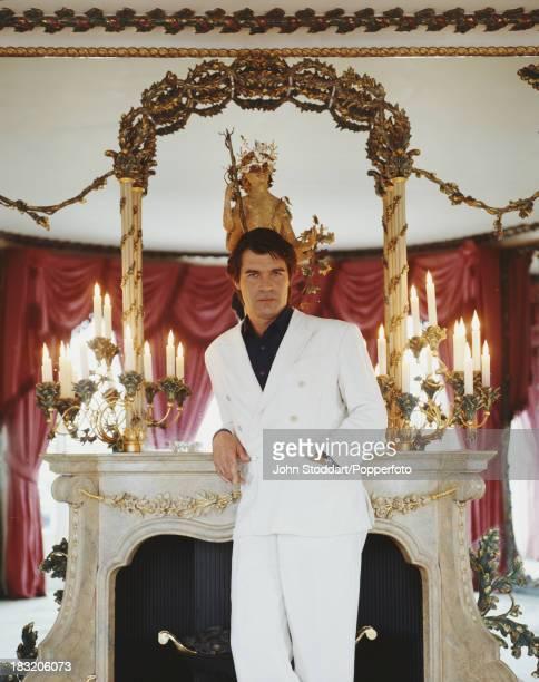 Actor Oliver Tobias London June 1993