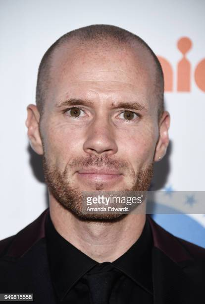 Actor Oliver Trevena arrives at the 9th Annual Thirst Gala at The Beverly Hilton Hotel on April 21 2018 in Beverly Hills California