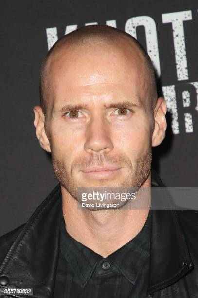 Actor Oliver Trevena attends the Knott's Scary Farm and Instagram's Celebrity Night at Knott's Berry Farm on September 29 2017 in Buena Park...