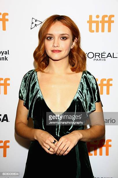 Actor Olivia Cooke attends the Katie Says Goodbye premiere held at TIFF Bell Lightbox during the Toronto International Film Festival on September 11...