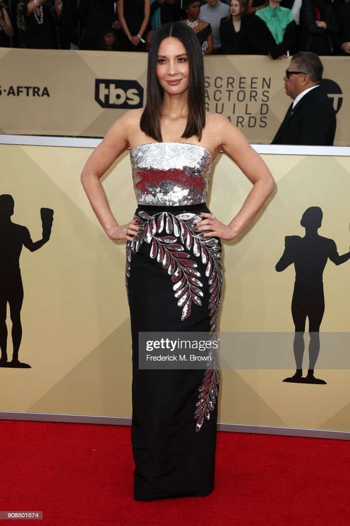 Celebs who sparkled on the Screen Actors Guild Awards red carpet