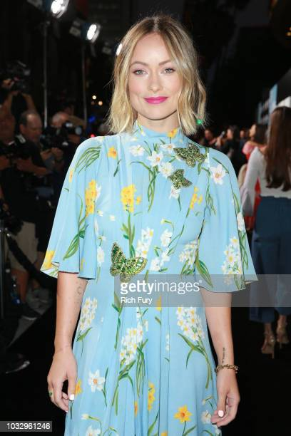 """Actor Olivia Wilde attends the premiere of Amazon Studios' """"Life Itself"""" at ArcLight Cinerama Dome on September 13, 2018 in Hollywood, California."""
