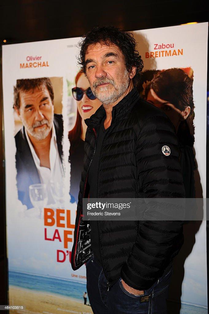 'Belle Comme La Femme D'Un Autre' Paris Premiere At UGC Bercy
