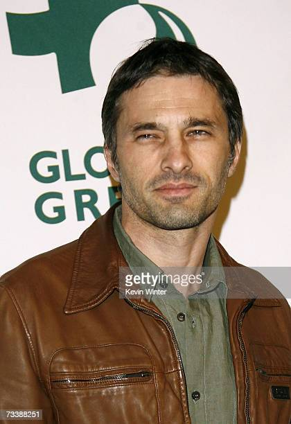Actor Olivier Martinez arrives at the Global Green USA 3rd annual pre-Oscar party held at the Avalon Hollywood on February 21, 2007 in Hollywood,...