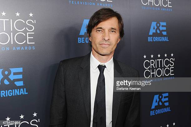 Actor Olivier Martinez attends the 5th Annual Critics' Choice Television Awards at The Beverly Hilton Hotel on May 31 2015 in Beverly Hills California