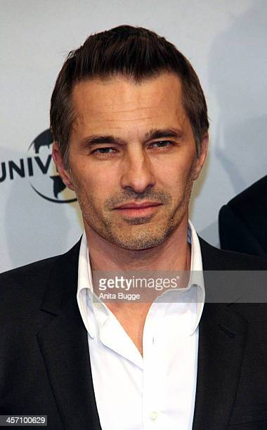 Actor Olivier Martinez attends the 'The Physician' German premiere at Zoo Palast on December 16 2013 in Berlin Germany
