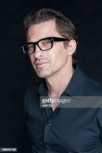 Actor Olivier Martinez is photographed for Ocean Drive Magazine on June 21 2012 in Los Angeles California