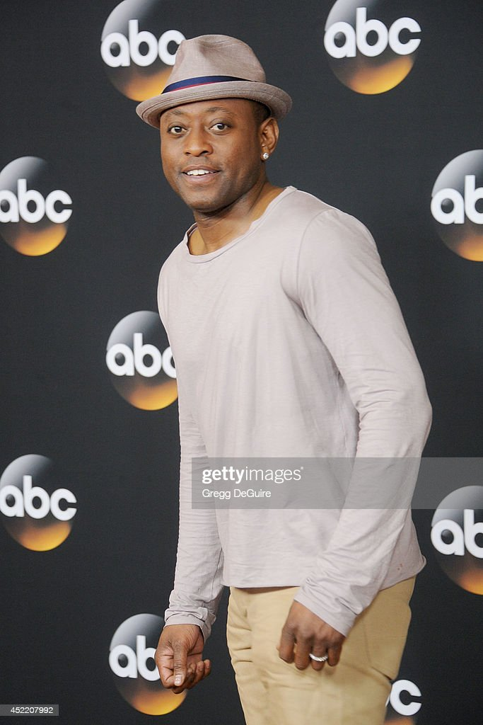 Actor Omar Epps arrives at the 2014 Television Critics Association Summer Press Tour - Disney/ABC Television Group at The Beverly Hilton Hotel on July 15, 2014 in Beverly Hills, California.