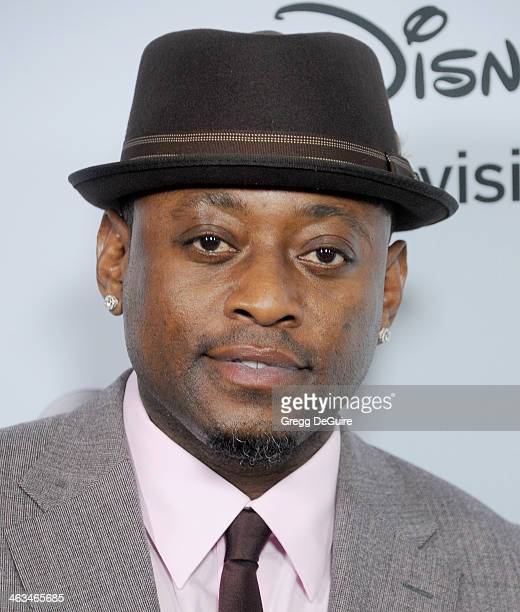 Actor Omar Epps arrives at the ABC/Disney TCA Winter Press Tour party at The Langham Huntington Hotel and Spa on January 17 2014 in Pasadena...