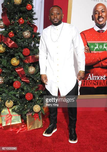 Almost Christmas Actor Omar.Actor Omar Epps Attends The Premiere Of Universal S Almost