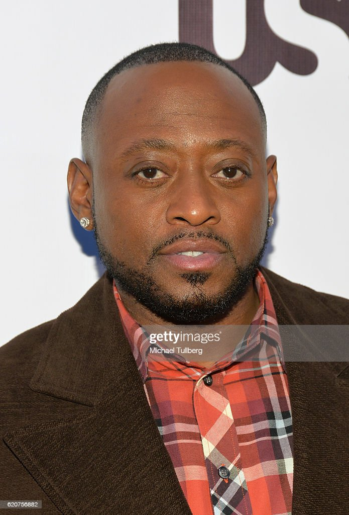 Actor Omar Epps attends TV Guide Magazine And USA Network's celebration of USA's 'Shooter' at Sofitel Hotel on November 2, 2016 in Los Angeles, California.