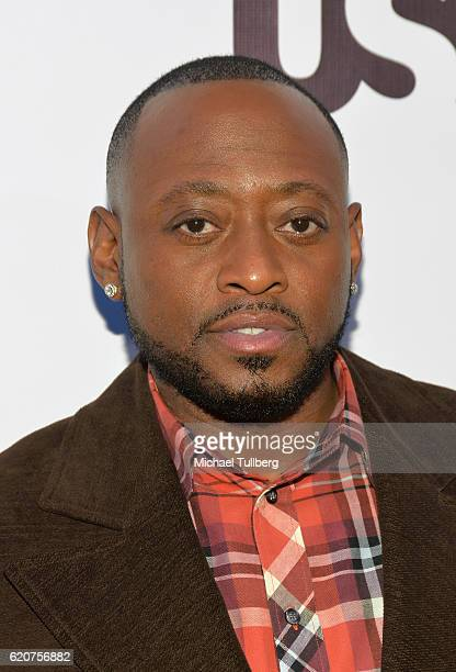 Actor Omar Epps attends TV Guide Magazine And USA Network's celebration of USA's 'Shooter' at Sofitel Hotel on November 2 2016 in Los Angeles...