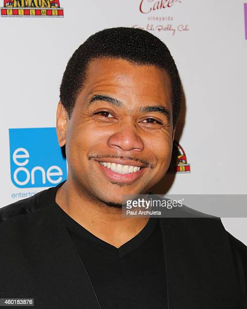 Actor Omar Gooding attends the Los Angeles premiere of Lap Dance at ArcLight Cinemas on December 8 2014 in Hollywood California