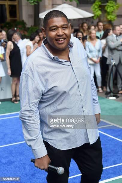 Actor Omar Miller hosts the 2017 Lotte New York Palace Invitational at Lotte New York Palace on August 24 2017 in New York City