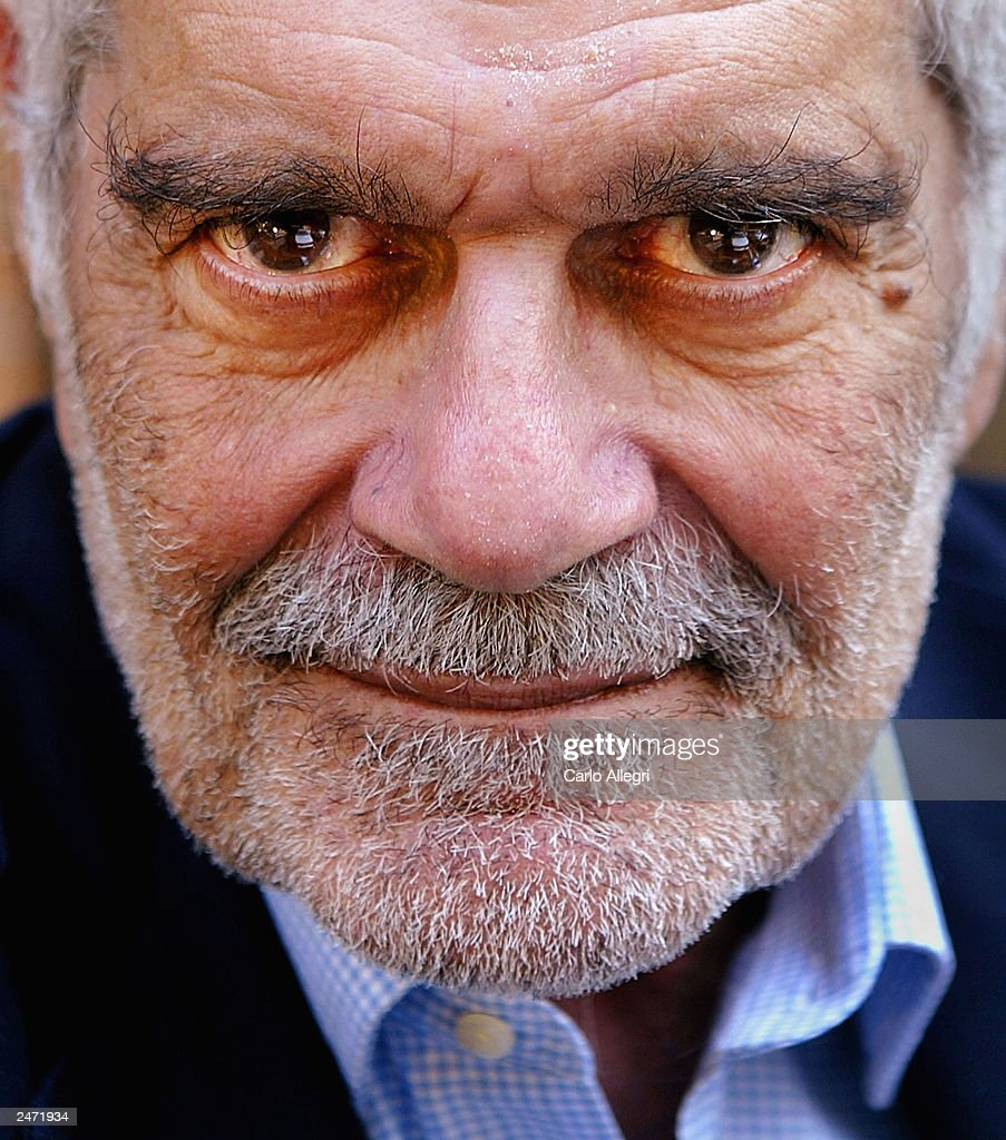Actor Omar Sharif Portrait Session