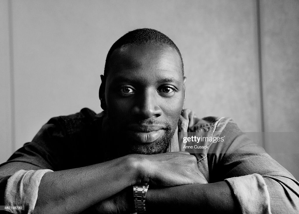 Omar Sy, Los Angeles Times, July 27, 2015