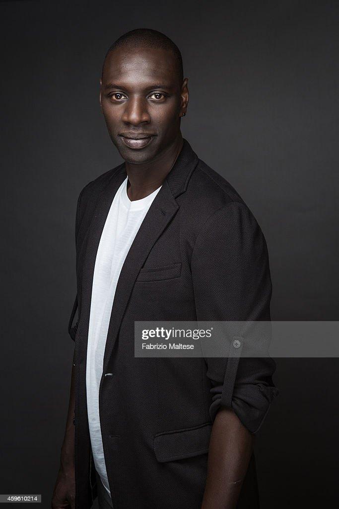Omar Sy, Studio Cine Live, September 2014