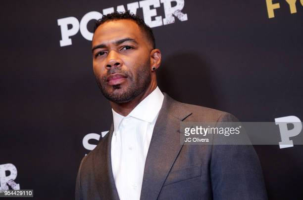 Actor Omari Hardwick attends For Your Consideration event For Starz's 'Power' at The Jeremy Hotel on May 3 2018 in West Hollywood California