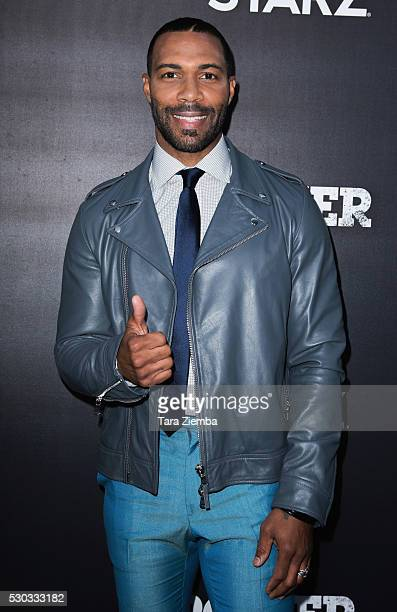 Actor Omari Hardwick attends the For Your Consideration Event For STARZ's 'Power' at ArcLight Hollywood on May 10 2016 in Hollywood California