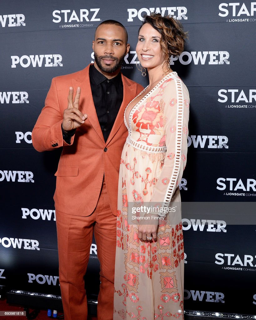 """Power"" Washington, DC Premiere : News Photo"