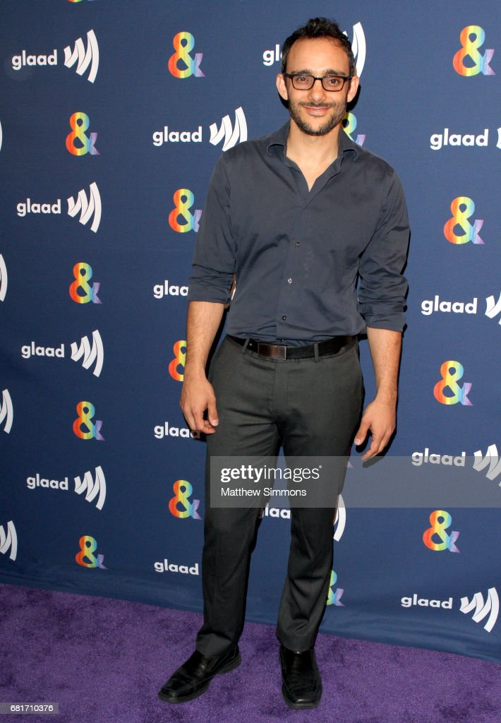 Actor Omid Abtahi attends STARZ's Presents A Special Screening Of 'American Gods' In Partnership With GLAAD at The Paley Center for Media on May 10, 2017 in Beverly Hills, California.