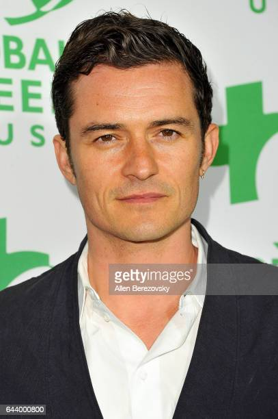 Actor Orlando Bloom attends the 14th Annual Global Green PreOscar Gala at TAO Hollywood on February 22 2017 in Los Angeles California