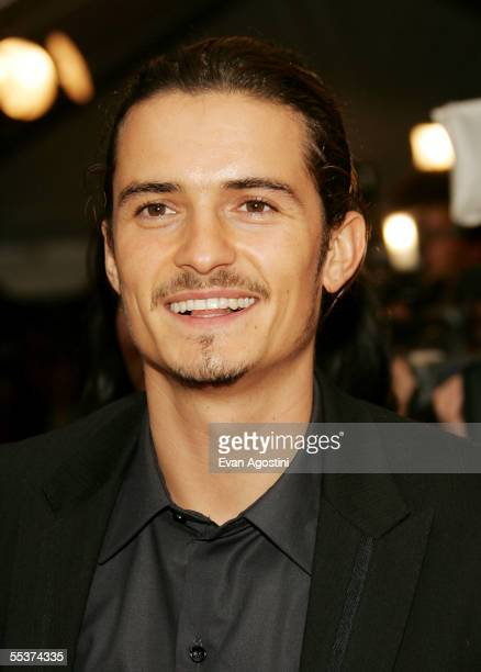"""Actor Orlando Bloom attends the gala premiere of """"Elizabethtown"""" at Roy Thomson Hall during the 2005 Toronto International Film Festival on September..."""