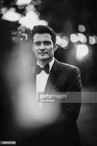 Actor Orlando Bloom is photographed for Self Assignment on May 15 2016 in Cannes France