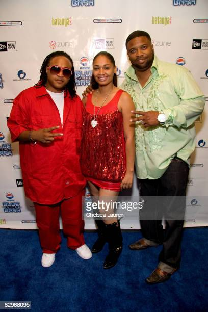 Actor Orlando Brown arrives at the 2008 MTV VMA PostParty Pepsi Blue Carpet Bash at the Avalon on September 7 2008 in Hollywood California