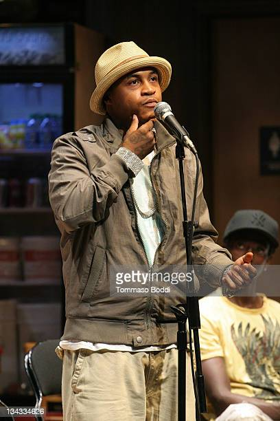 Actor Orlando Brown attends the 1st annual Cynthia Stafford's Gifted Day at the Geffen held at the Geffen Playhouse on June 15 2011 in Los Angeles...