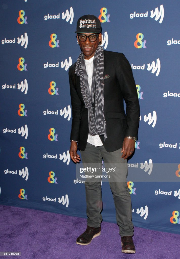 Actor Orlando Jones attends STARZ's Presents A Special Screening Of 'American Gods' In Partnership With GLAAD at The Paley Center for Media on May 10, 2017 in Beverly Hills, California.