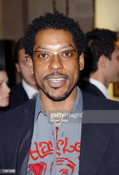 Actor Orlando Jones attends the Casting Society of America's18th Annual Artios Awards at the Beverly Hilton Hotel on October 17 2002 in Beverly Hills...