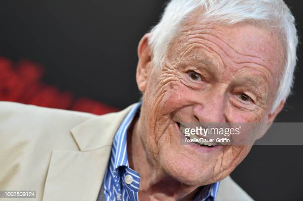Actor Orson Bean attends the premiere of Columbia Picture's 'The Equalizer 2' at TCL Chinese Theatre on July 17 2018 in Hollywood California