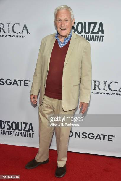 Actor Orson Bean attends the premiere of Lionsgate Films' America at Regal Cinemas LA Live on June 30 2014 in Los Angeles California