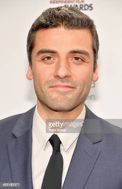 Actor Oscar Isaac attends IFP's 23nd Annual Gotham Independent Film Awards at Cipriani Wall Street on December 2 2013 in New York City
