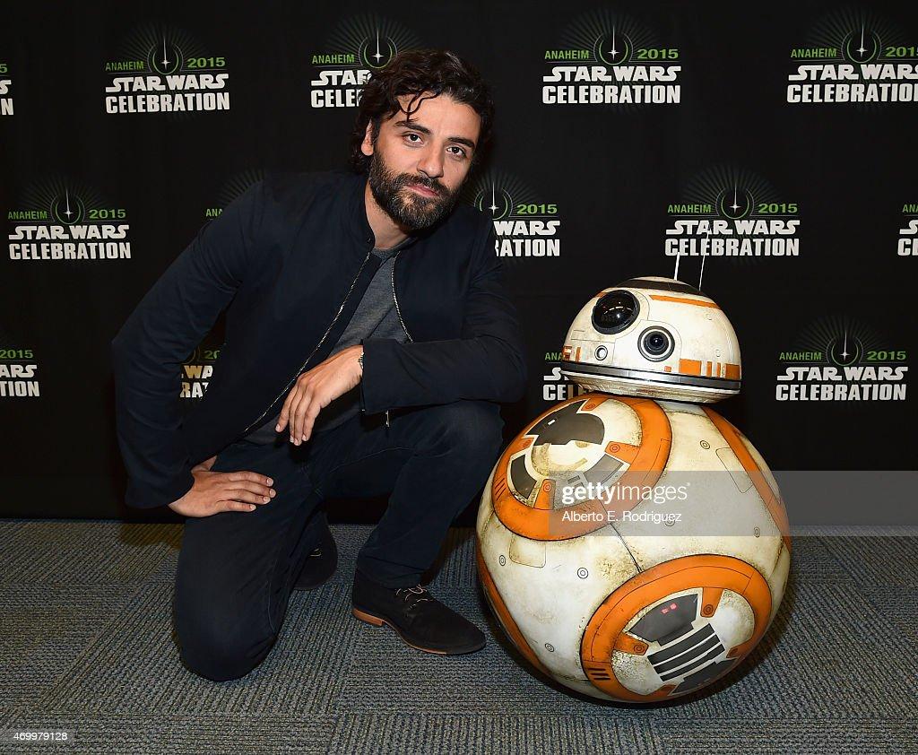Star Wars Celebration 2015 : News Photo