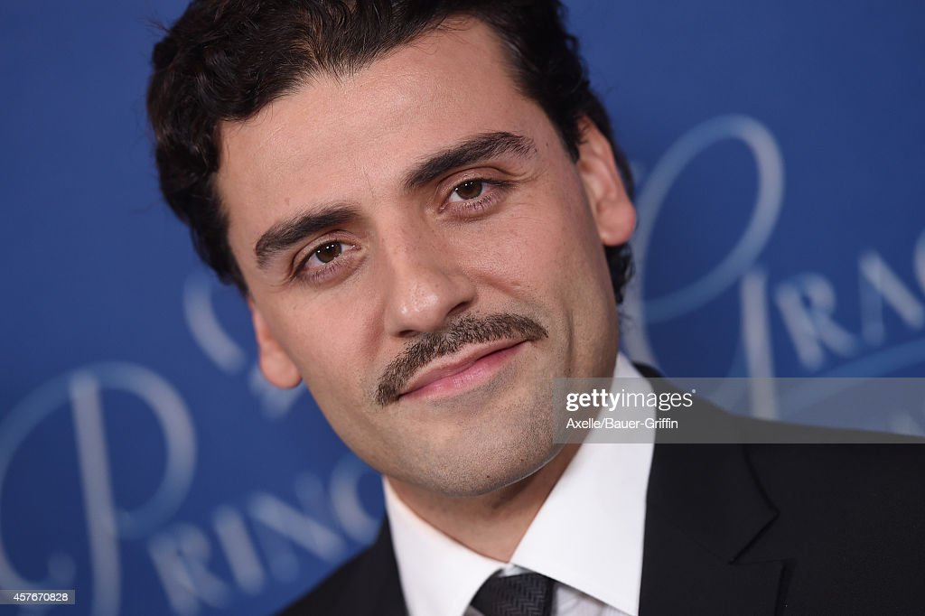 Actor Oscar Isaac attends the 2014 Princess Grace Awards Gala at the Beverly Wilshire Four Seasons Hotel on October 8, 2014 in Beverly Hills, California.