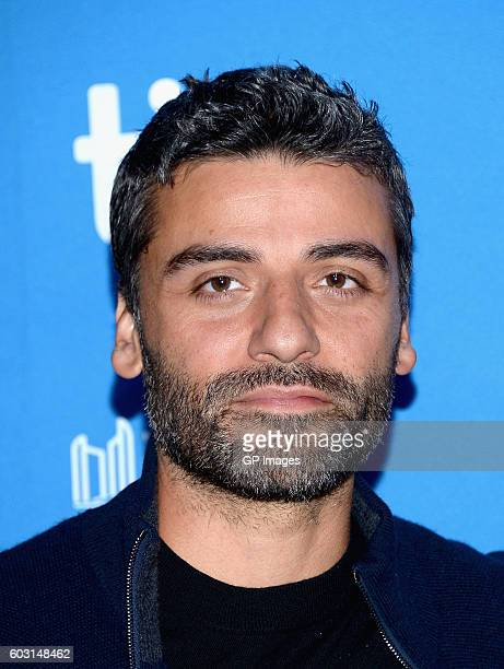 Actor Oscar Isaac attends The Promise press conference during 2016 Toronto International Film Festival at TIFF Bell Lightbox on September 12 2016 in...