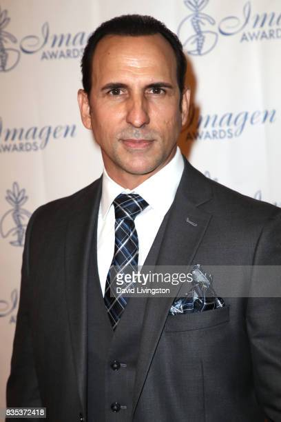 Actor Oscar Torre attends the 32nd Annual Imagen Awards at the Beverly Wilshire Four Seasons Hotel on August 18 2017 in Beverly Hills California