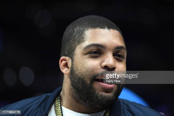Actor O'Shea Jackson Jr. Attends the BIG3 Championship at Staples Center on September 01, 2019 in Los Angeles, California.