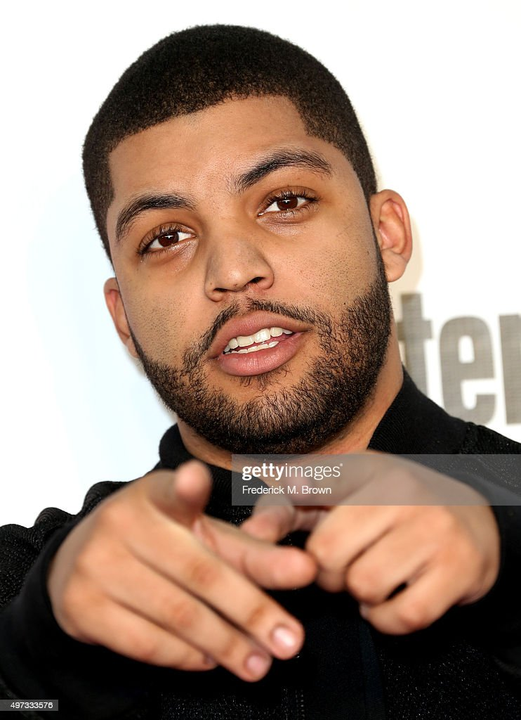 Actor O'Shea Jackson Jr. attends VH1 Big in 2015 With Entertainment Weekly Awards at Pacific Design Center on November 15, 2015 in West Hollywood, California.