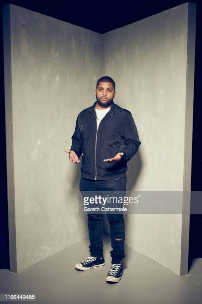 Actor O'Shea Jackson Jr. From the film 'Just Mercy' poses for a portrait during the 2019 Toronto International Film Festival at Intercontinental...