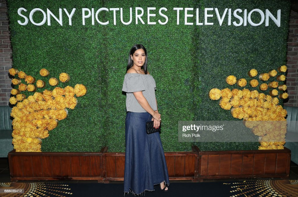 Actor Otmara Marrero attends the Sony Pictures Television LA Screenings Party at Catch LA on May 24, 2017 in Los Angeles, California.