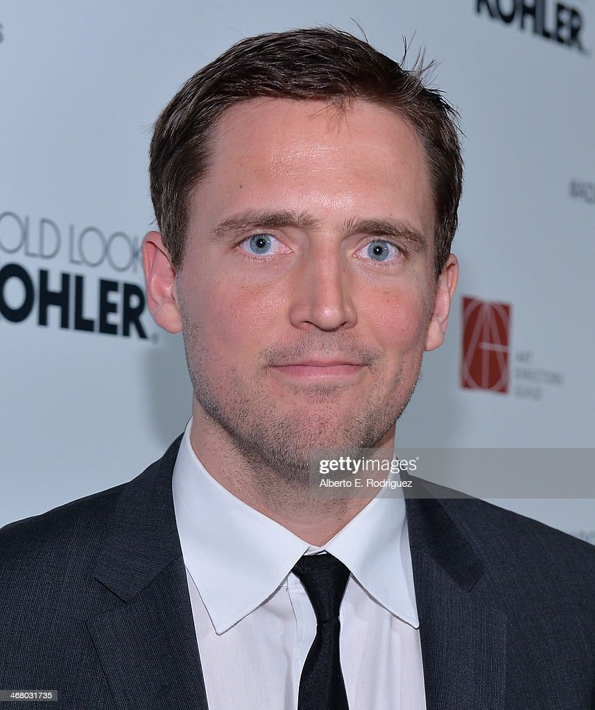 Actor Owen Benjamin arrives to the 18th Annual Art Directors Guild Exellence In Production Design Awards at The Beverly Hilton Hotel on February 8, 2014 in Beverly Hills, California.