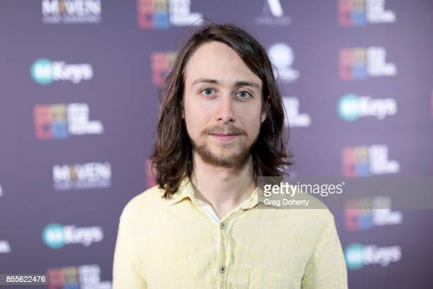 Actor Owen Campbell arrives for the DTLA Film Festival Premiere Of The Orchard's 'Super Dark Times' at Regal 14 at LA Live Downtown on September 25...
