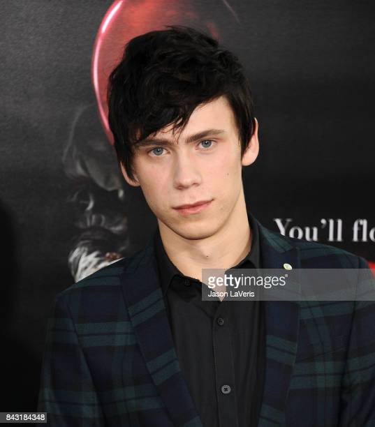 Actor Owen Teague attends the premiere of It at TCL Chinese Theatre on September 5 2017 in Hollywood California