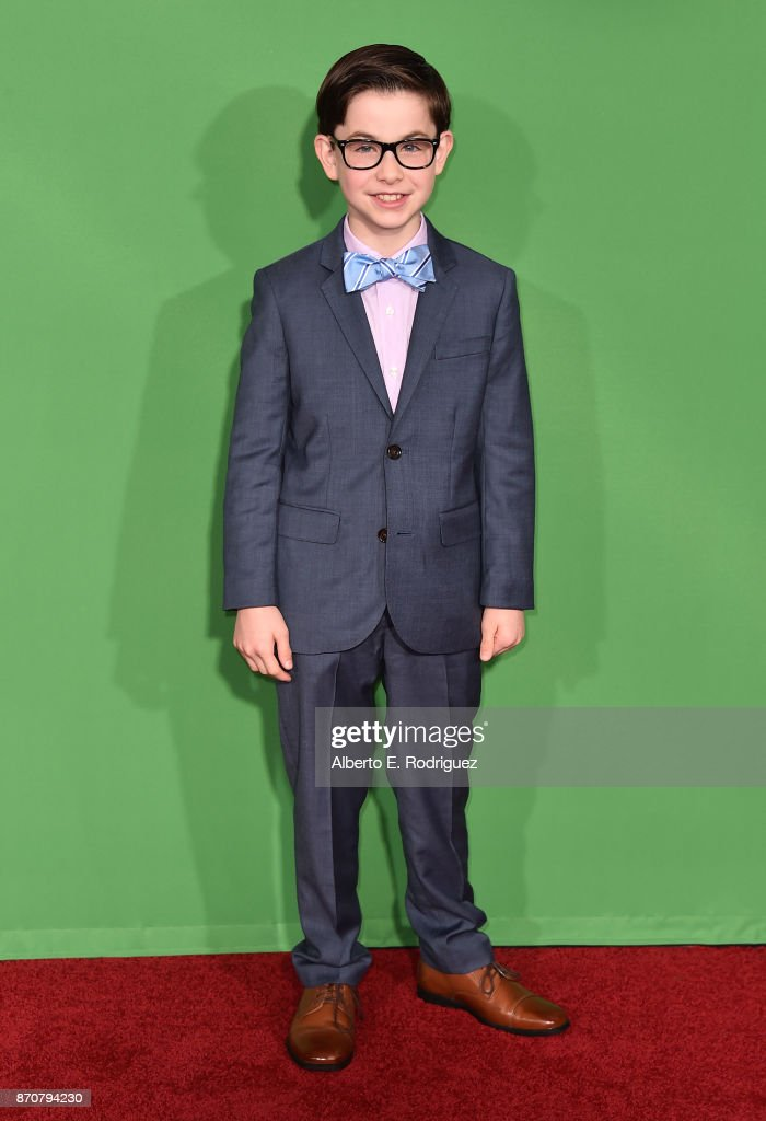 Actor Owen Wilder Vaccaro attends the premiere of Paramount Pictures' 'Daddy's Home 2' at The Regency Village Theatre on November 5, 2017 in Westwood, California.