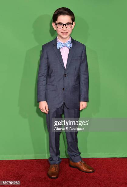 Actor Owen Wilder Vaccaro attends the premiere of Paramount Pictures' 'Daddy's Home 2' at The Regency Village Theatre on November 5 2017 in Westwood...
